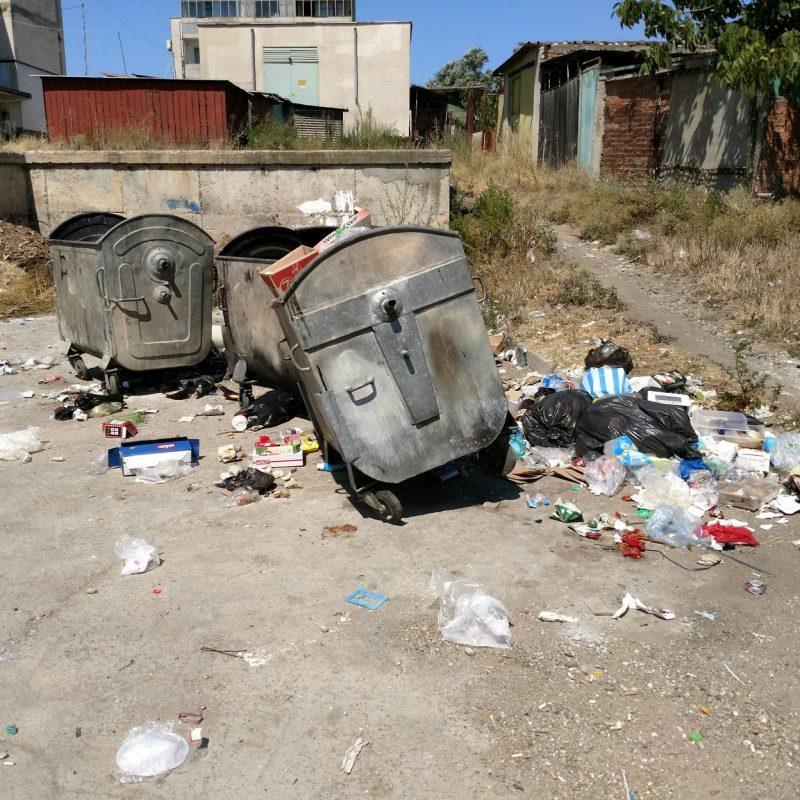 Село Дебелт и проблемът с отпадъците
