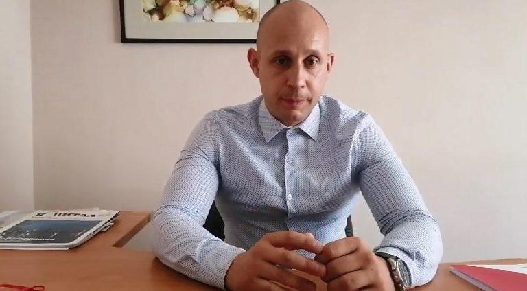 Бисер Русимов от ОЗБГ