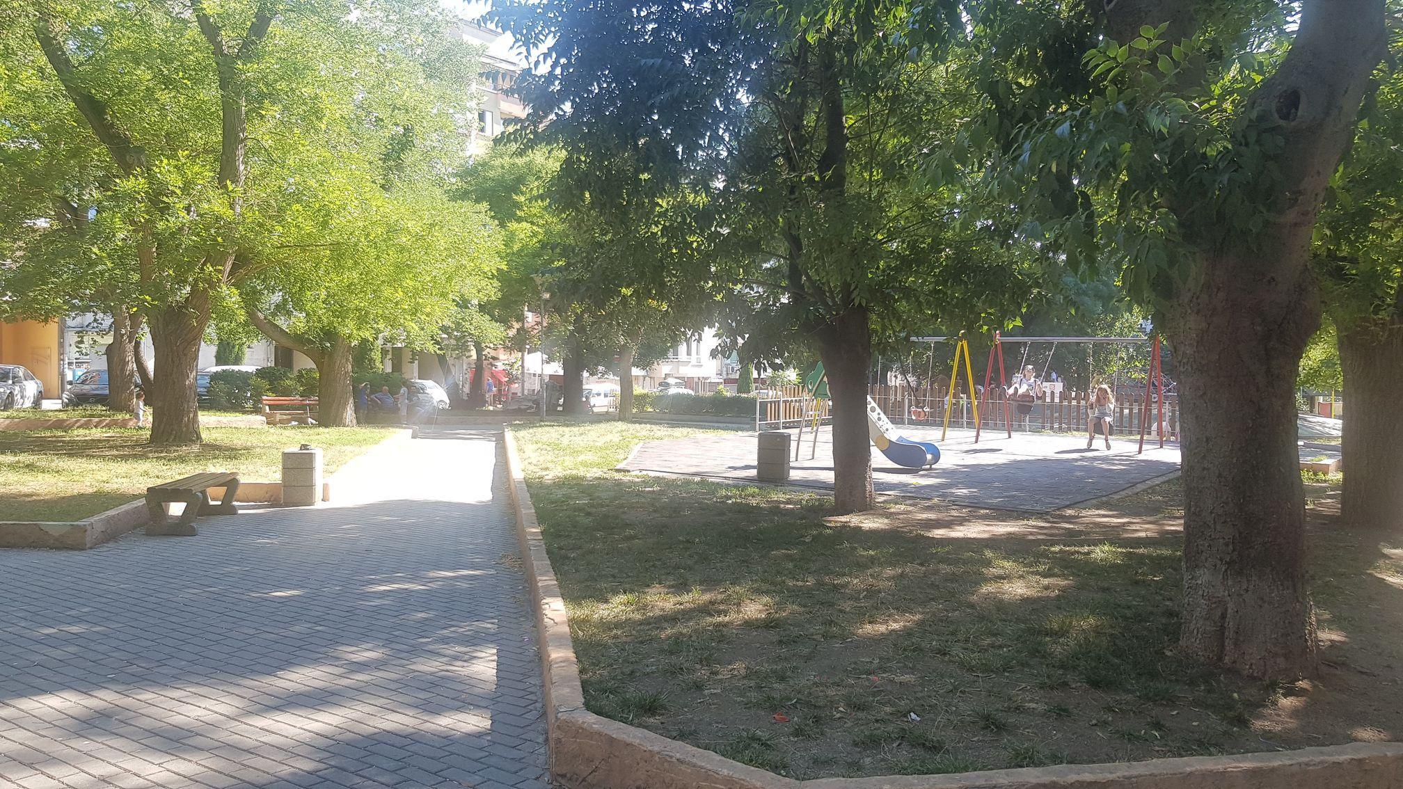 Борисовата градинка