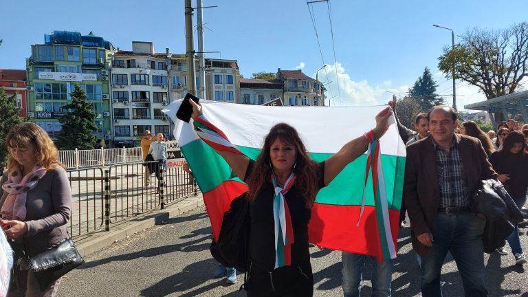 Протест срещу медицинския фашизъм